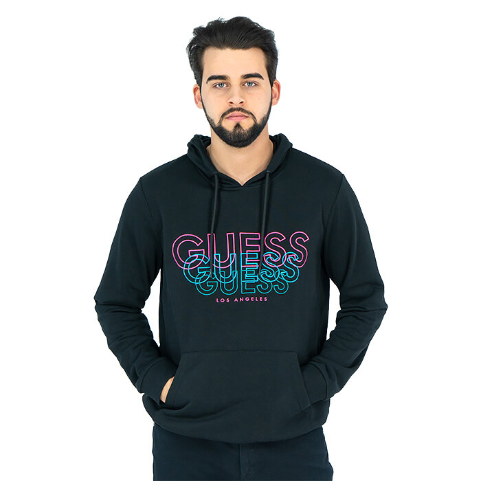 Guess - Bluza z kapturem