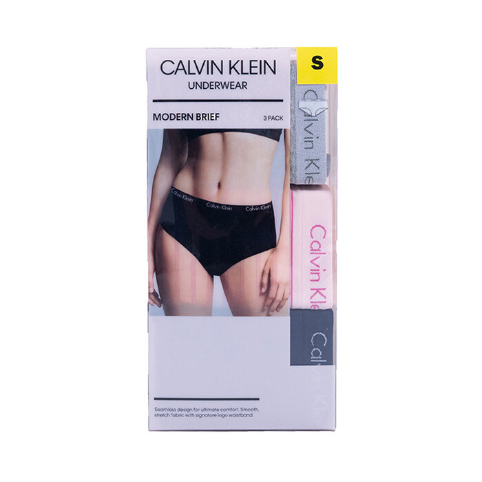 Calvin Klein - Kalhotky x 3