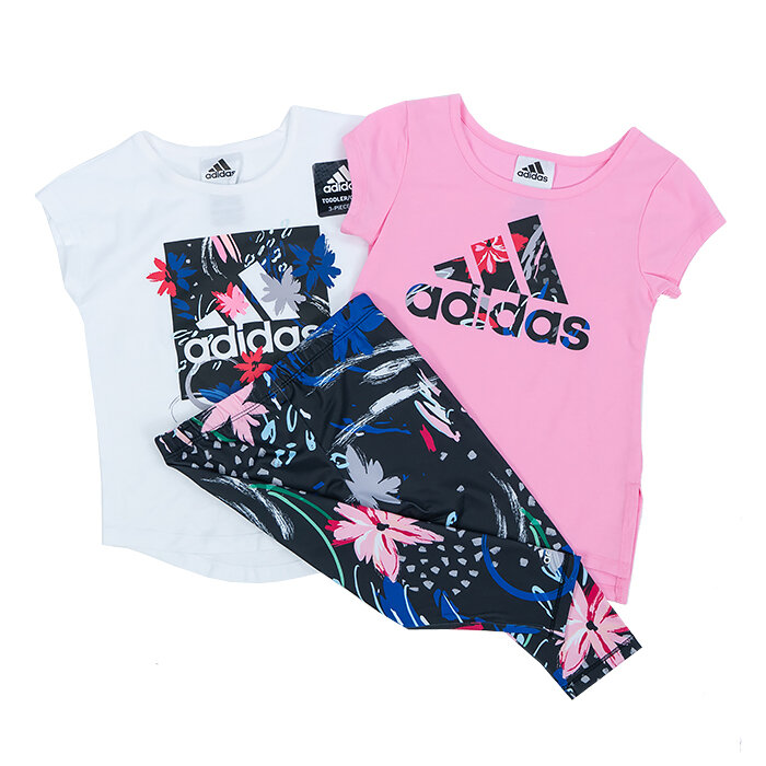 Adidas - T-shirt x 2