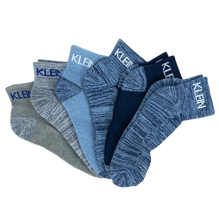 Calvin Klein - Ponožky x 6