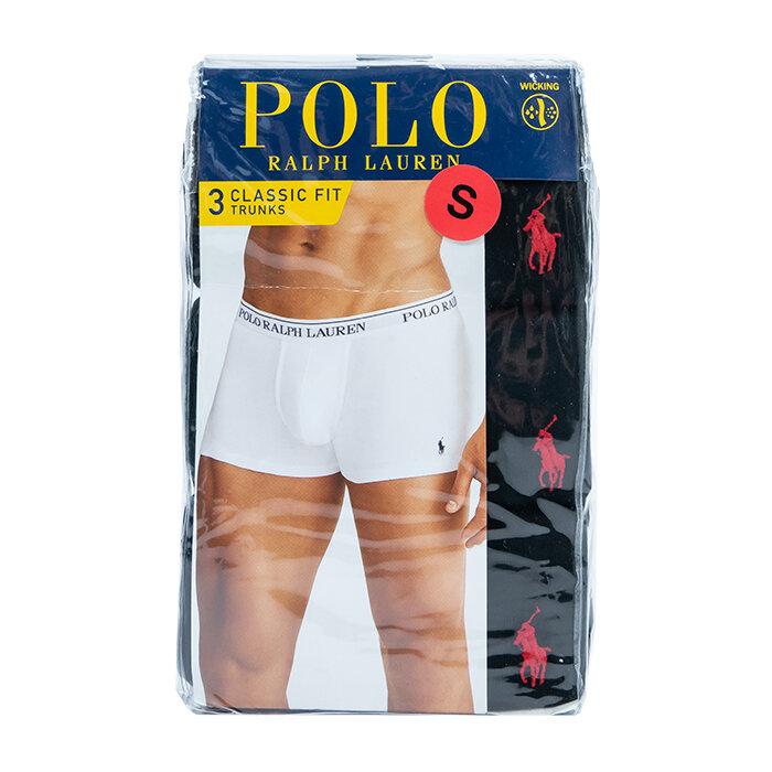 Ralph Lauren - Boxershorts x 3