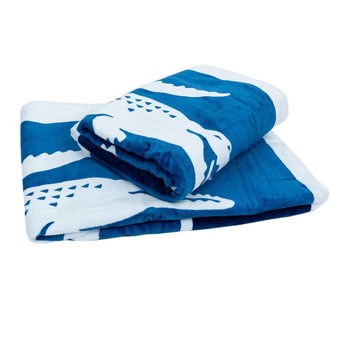 Lacoste - Plážový uterák x2