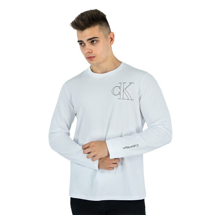 Calvin Klein - T-shirt with long sleeves