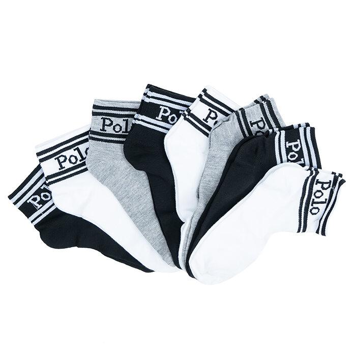 Ralph Lauren - Socks x 8