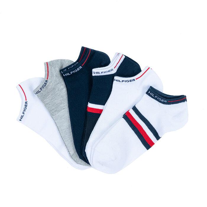 Tommy Hilfiger - Ponožky x 6