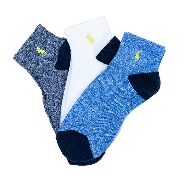 Ralph Lauren - Socks x 3
