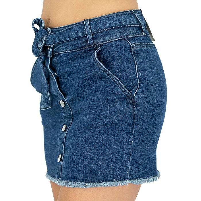 Guess - Spódniczka jeansowa