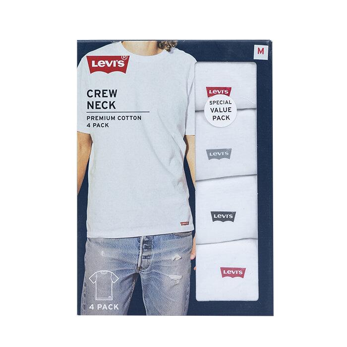 Levi's - Unterhemden x 4