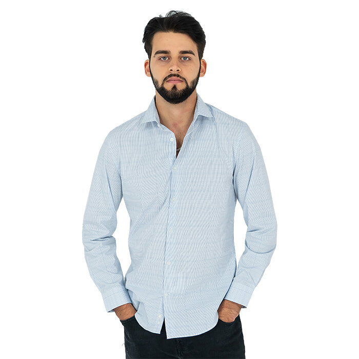 Calvin Klein - Koszula Extreme Slim Fit - regular fit