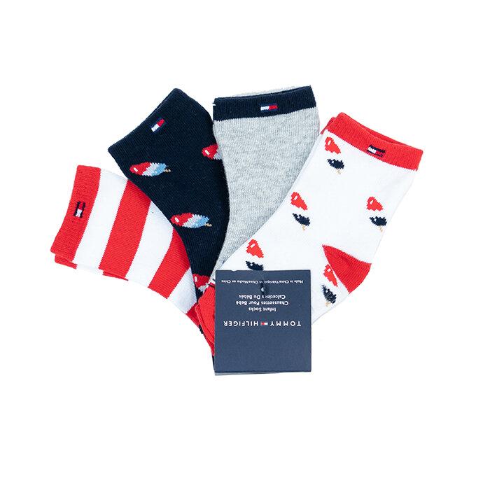 Tommy Hilfiger - Socks x 4