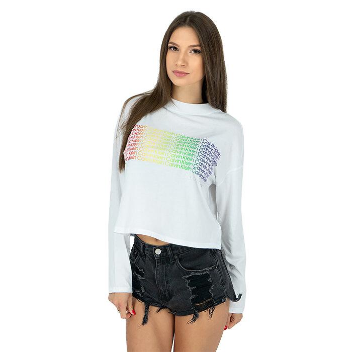 Calvin Klein - Tričko s dlouhým rukávem