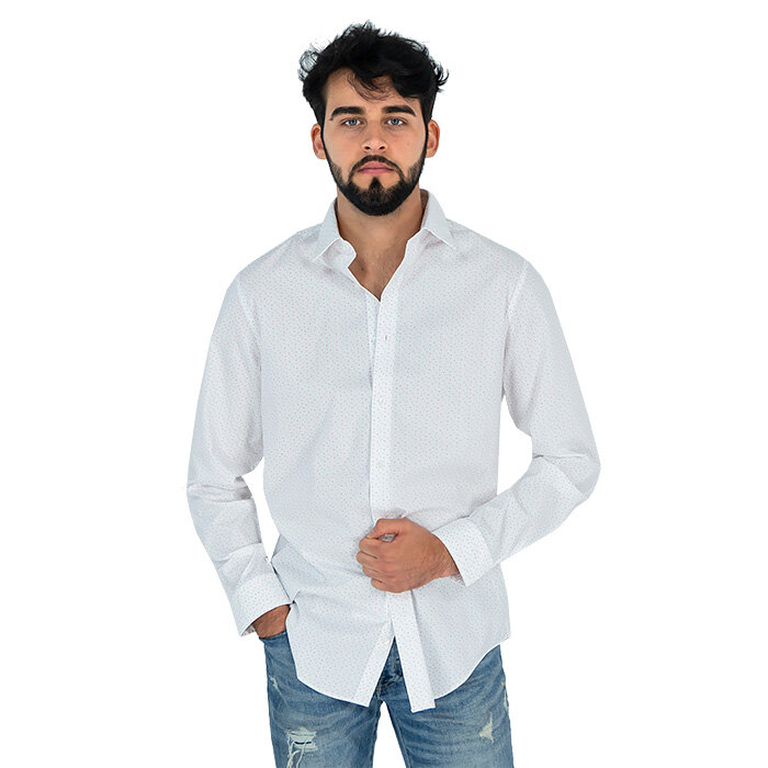 Calvin Klein - Košeľa Slim Fit