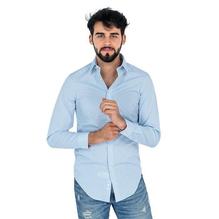 Calvin Klein - Hemd Slim Fit
