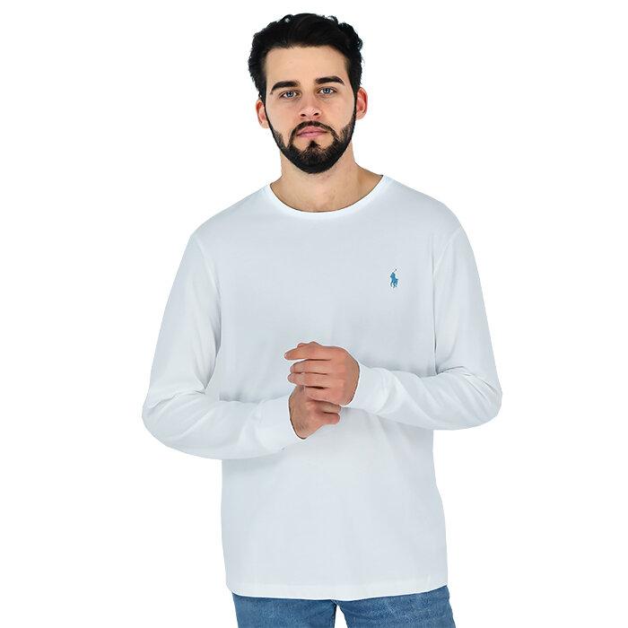 Ralph Lauren - Koszulka z długim rękawem - Custom Slim Fit