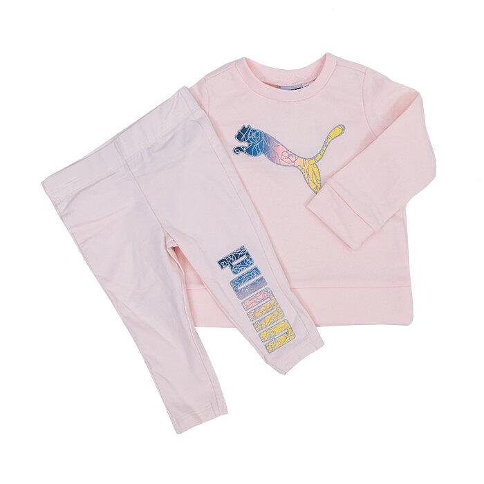Puma - Sweatshirt und Hose