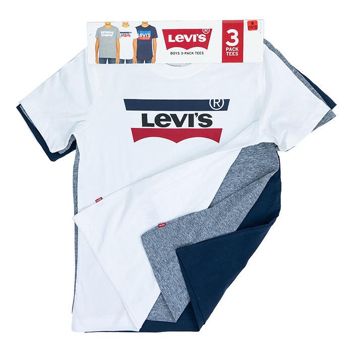 Levi's - Tričká x 3
