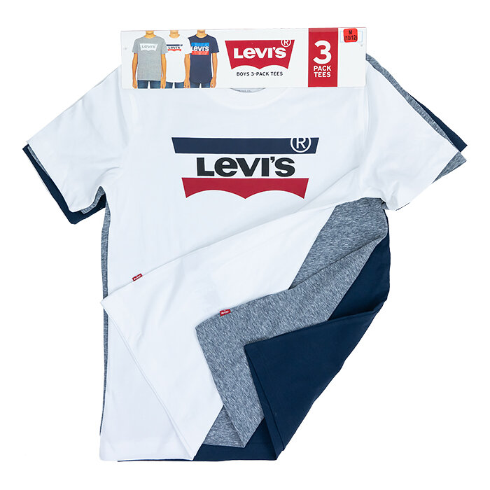 Levi's - T-shirt x 3
