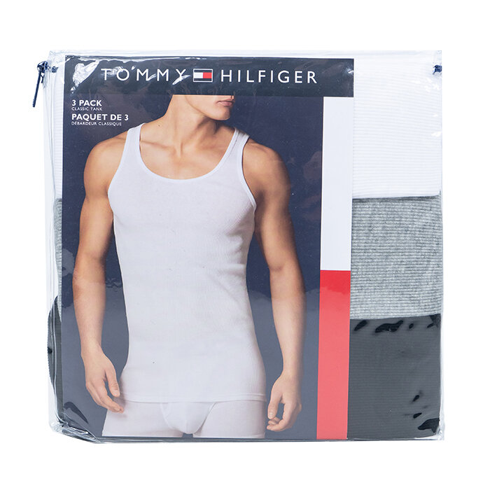 Tommy Hilfiger - Unterhemden x 3