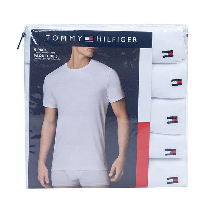 Tommy Hilfiger - Unterhemden x 5