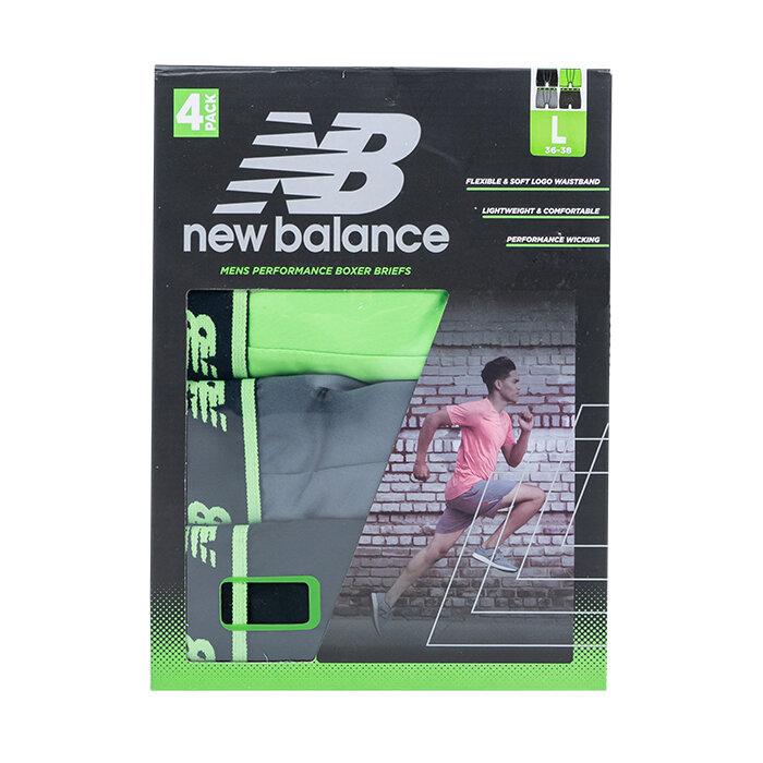 New Balance - Boxerky x 4