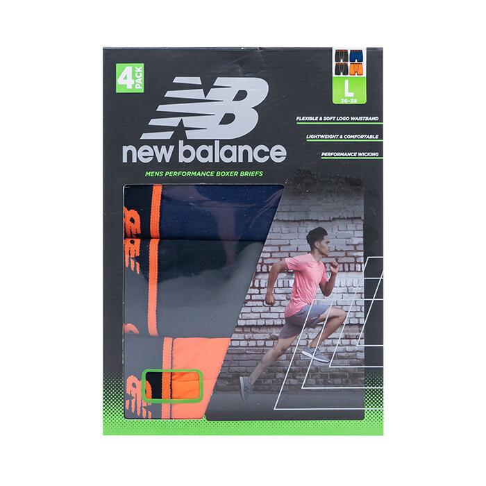 New Balance - Bokserki x 4