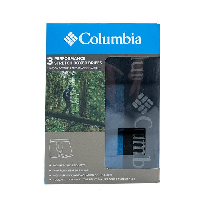 Columbia - Boxerky x 3