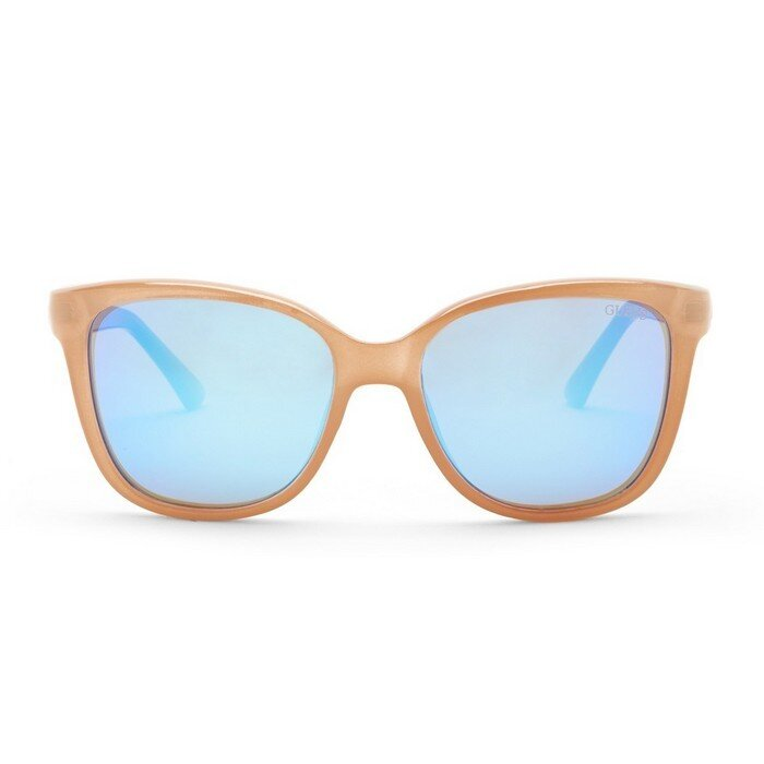 Guess - 56mm Square Sunglasses