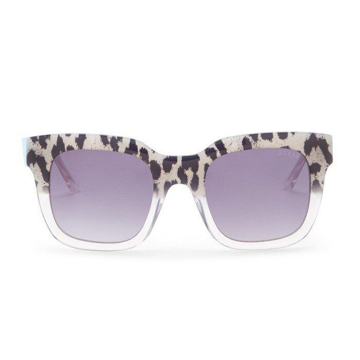 Guess - 50mm Square Sunglasses