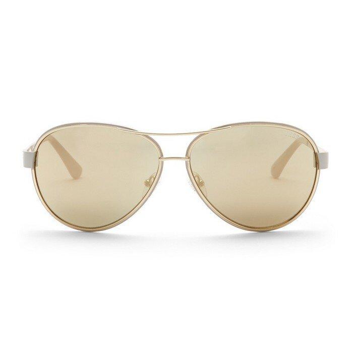 Guess - 60mm Aviator Sunglasses