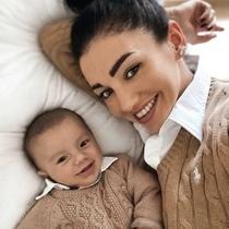 markowa Odzież dla niemowlęcia