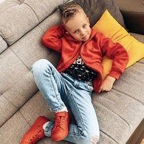 markowa odzież chłopięca bluzy